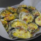 1/2 Fresh Apalachicola Oysters – Baked