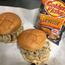 Special #1 Two BBQ Sandwichs, Regular Side and Drink
