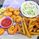 Lightly Hand Battered & Fried